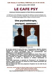 2015 10 Invitation Cafe Psy Psychothérapie V2 - copie