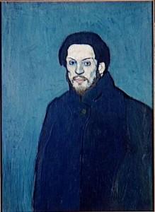 picasso1-autoportrait-1901